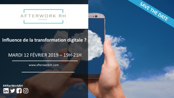 INVITATION AFTERWORK RH FEVRIER 2019